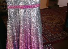 فستان ثري دي 3 الوان لبستين ملبوس  من تركيا ب بيع ب 60 اجاره ب 25