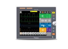 """BT-770 ULTRA SLIM , TOUCH SCREEN 12.1"""" LCD , Multi-Parameter Patient Monitor"""