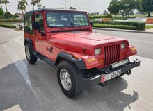 For sale Used Jeep Wrangler