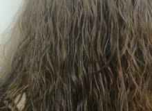 أخصائية معالج الشعر