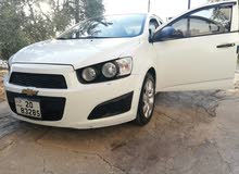 Chevrolet Sonic made in 2012 for sale