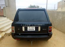 Black Land Rover Range Rover 2004 for sale