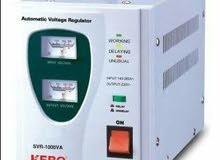 منظم كهرباء ( stabilizer ) مثبت جهد