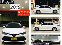 Beige Toyota Camry 2018 for sale