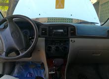 سيارة للبيع كرولا موديل 2005