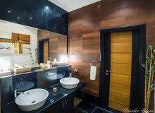 This aqar property consists of 5 Rooms and More than 4 Bathrooms in Dubai Business Bay
