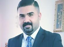 المحامي عمر علي الشمري