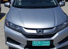 Honda City 2017 full auto for rent