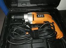 درل براغي كهرباء هناجر AEG