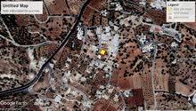 ارض في دابوق راس خلف مساحه 700م للبيع