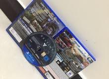 العاب سوني PS4 للبيع