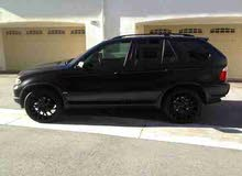 For a Day rental period, reserve a BMW X5 2005