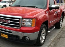 GMC Sierra car for sale 2013 in Muscat city