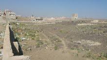 أرض 100 لبنة في حي الأعناب صنعاء