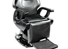 مطلوب معدات حلاق عدد 2كرسي و4مريات