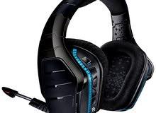 سماعات logitech g933 wireless headset