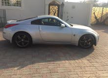 Silver Nissan 350Z 2008 for sale