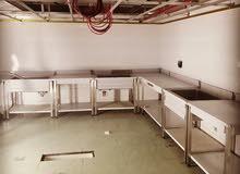 معدات المطاعم والفنادق وصيانه عامه
