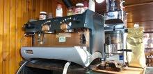 ماكينة قهوة رانشيلو ايطاليا كلاس7تقريبا