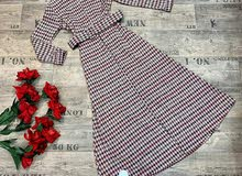 جديد فستان تركي خامايه جنن القياس من 40 الى 50  السعر  40الف جديد فستان تركي خام