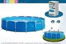 احواض سباحة ماركة intex