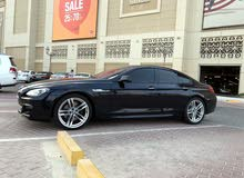 BMW 640i Grand Coupe M KIT GCC Spec year 2013