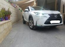 Lexus NX car for sale 2017 in Amman city
