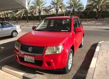 Suzuki Grand Vitara 2006 For sale - Red color