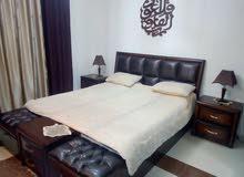 غرفة نوم خشب بلوط