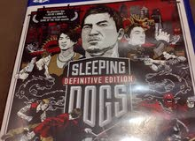 شريط SLEEPING DOGS