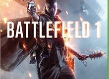 Battlefield 1 XBOX ONE باتلفيد 1 أكس بوكس ون