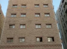 لايجار عماره فى الفروانيه 8 طوابق شقق 38 للشركات فقط الموقع بطن وظهر وارتداد سننرال