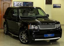 RR Sport 2012 Autobiography conversion