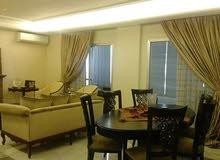 شقة للبيع مرتبة بدوحة عرمون