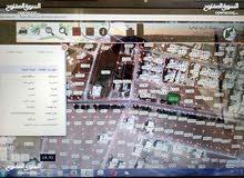 مادبا-الفيحاء-الجازل بعد مستشفى النديم أرض سكن 685م للبيع