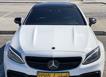 Mercedes C63 AMG 2016