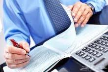 مكتب محاسب قانوني لإعتماد الميزانيات وتقديمها للبنوك والجهات التمويلية