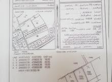 للبيع  3 اراضي شبك في ولاية صحار منطقة غيل الشبول قريب بيت بهجة الأنظار