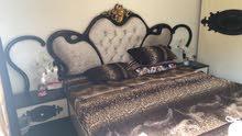 غرفة نوم بحالة جيدة للبيع