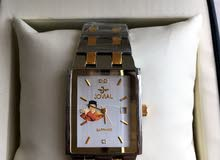 ساعة سويسرية إصدار خاص (معمر القذافي) الاحتفال الاخير لثورة الفاتح (جديدة)