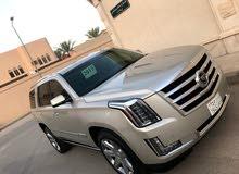 Automatic Cadillac 2015 for sale - Used - Al Riyadh city