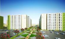 شقة 100 متر في مجمع بسمايا للبيع
