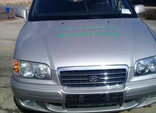 For sale Hyundai Trajet car in Tripoli