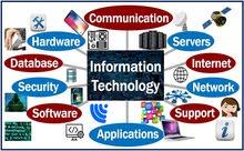 لغات البرمجة وتقديم الاستشارات التقنية