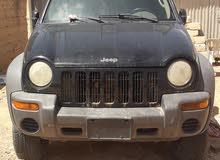Jeep Liberty in Tripoli