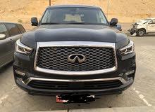 infinity QX80 Luxury 2020