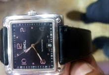 ساعة ebel اتوماتيكية سوداء بتصميم مميز