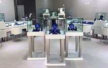 Jewellery Display Showcases  Jewellery Display for Rental  Display for Events  Suppliers in UAE