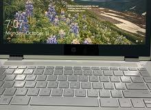 Hp pavilion x360 (i7-7gen, 8GB Ram, 378 GB SSD)