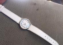 ساعة Concord سويسرية باللون الأبيض